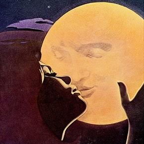 Любовный ритуал на полную луну