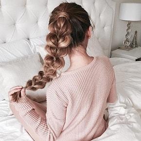 Как заплести объемные косы: прически для длинных волос